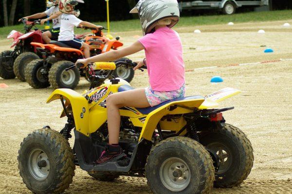 Les quads électriques, quels sont les avantages ?