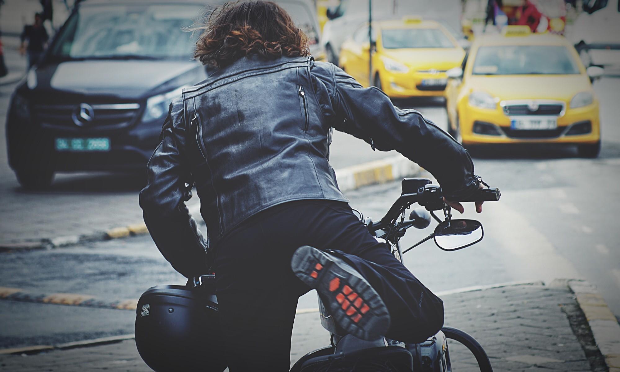 La moto, un véritable plaisir de conduite !