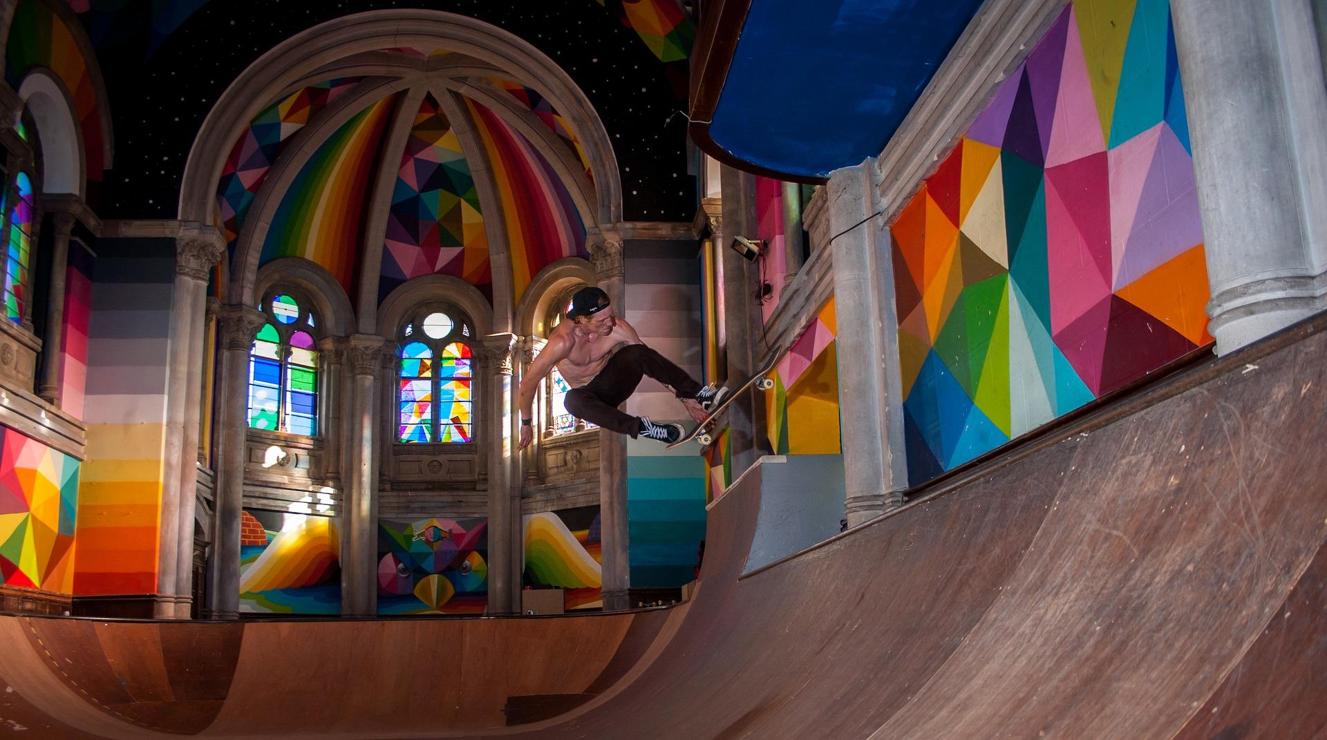 Comment fonctionne un skateboard volant ?