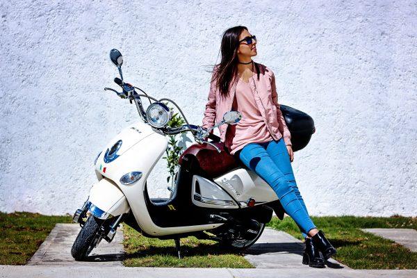 Les avantages d'un scooter électrique