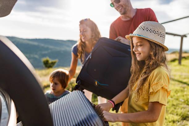 Les avantages de louer un camping-car pour des vacances bien organisées en famille